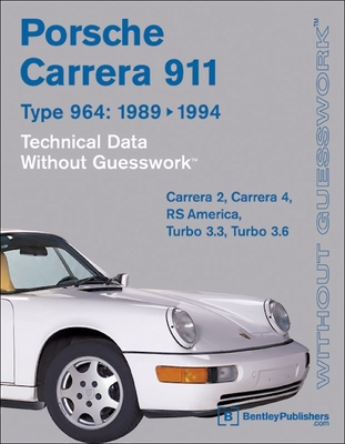 Porsche 964 Carrera 2 4 Technical Data Rs America Turbo