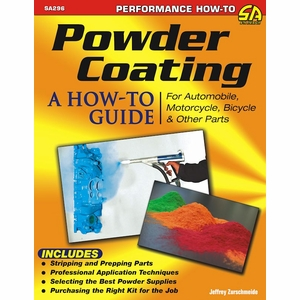 Powder Coating A How-To Guide