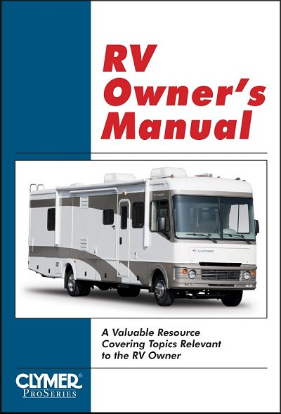 rv owner s manual motor homes trailers campers rh themotorbookstore com owners manual for range rover 2005 hse owners manual for rv slide out