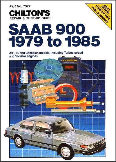 1979 1985 saab 900 turbo 16 valve repair manual chilton rh themotorbookstore com saab 900 ng repair manual saab 900 ng repair manual