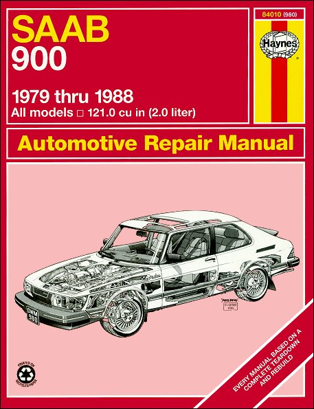 saab 900 sedan hatchback 2 0l repair manual 1979 1988 haynes rh themotorbookstore com saab 900 repair manual pdf saab 900 repair manual download free