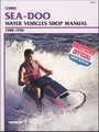 Sea-Doo PWC  Repair Manual 1988-1996