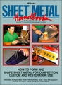 Sheet Metal Handbook: How To Form and Shape Sheet Metal