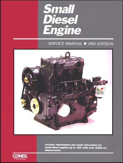 Surprising Small Diesel Engine Service And Repair Manual By Intertec Clymer Wiring Digital Resources Arguphilshebarightsorg