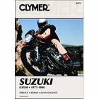 Suzuki GS550, Super Sport, Impulse Repair Manual 1977-1986