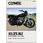 Suzuki GS750 Four Repair Manual 1977-1982