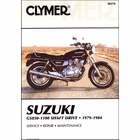 Suzuki GS850, GS1000, GS1100 Repair Manual 1979-1984