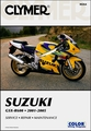 Suzuki GSXR600 Repair Manual 2001-2005