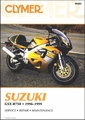 Suzuki GSXR750 Repair Manual 1996-1999