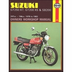 Suzuki GT250 X7, GT200 X5, SB200 Repair Manual 1978-1983