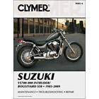 Suzuki Intruder, VS700, VS750, VS800, Boulevard S50 Repair Manual 1985-2009
