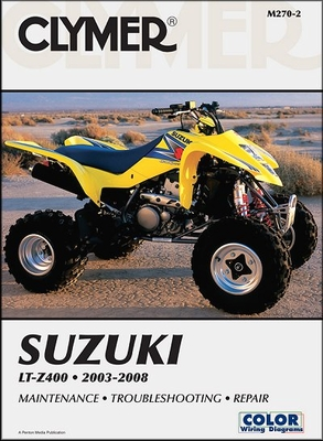 suzuki atv manuals atv repair service manuals rh themotorbookstore com Suzuki Ozark 250 Repair Manual Suzuki LT230 Quadrunner