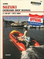 Suzuki Outboard 2-140 HP Repair Manual 1977-1984