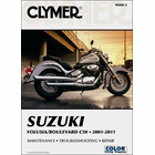 Suzuki Volusia 2001-2004 and Suzuki Boulevard C50 2005-2011 Repair Manual