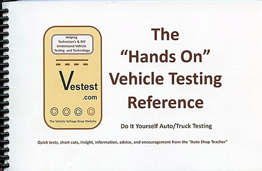 The Hands On Vehicle Testing Reference