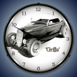 Tim Odell Grills Wall Clock, Lighted