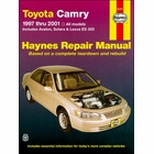 Toyota Camry, Avalon, Solara, Lexus ES300 Repair Manual 1997-2001