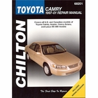 Toyota Camry, Avalon, Solara & Lexus ES300 Repair Manual 1997-2001