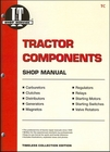 Tractor Components Shop Manual