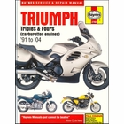 Triumph Motorcycle Repair Manual 1991-2004