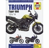 Triumph Tiger 800/800XC Repair Manual: 2010-2014