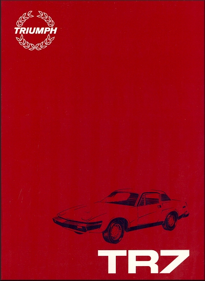 Triumph TR7 Repair and Operation Manual 1975-1981