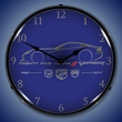 Viper 25 Years Wall Clock, LED Lighted