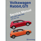 Volkswagen Rabbit, GTI (A5) Service Manual: 2006-2009