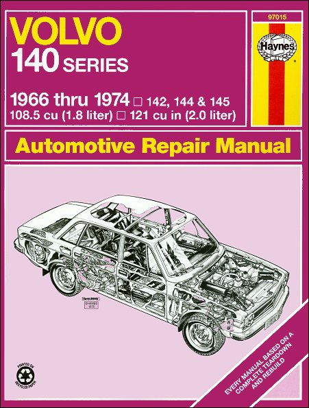 volvo 140 142 144 145 repair manual 1966 1974 haynes 97015 rh themotorbookstore com 2.2 Liters Gallons 2.2 Liter Water Bottle