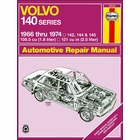Volvo 140, 142, 144, 145 Repair Manual 1966-1974