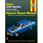 Volvo 240, 242, 244, 245 Repair Manual 1976-1993