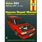 Volvo 850 Repair Manual 1993-1997