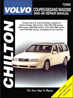 volvo maintenance manual service manuals repair manuals rh themotorbookstore com 1998 volvo v70 owners manual pdf 1998 volvo v70 owners manual pdf