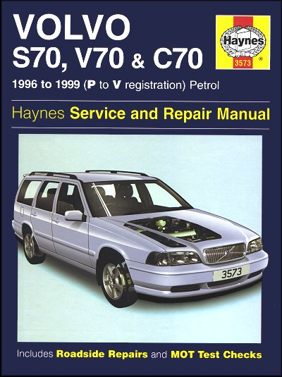 volvo s70 v70 c70 repair manual 1996 1999 haynes 3573. Black Bedroom Furniture Sets. Home Design Ideas