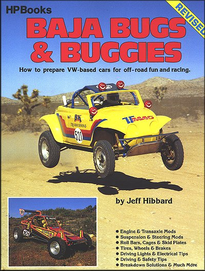 VW-Based Baja Bugs and Buggies