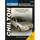 VW Golf, Jetta, GTI Repair Manual 1999-2005