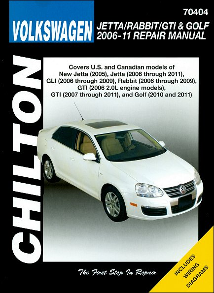 vw jetta rabbit gti golf repair manual 2006 2011 chilton rh themotorbookstore com vw jetta 2009 manual volkswagen jetta 2009 owners manual pdf