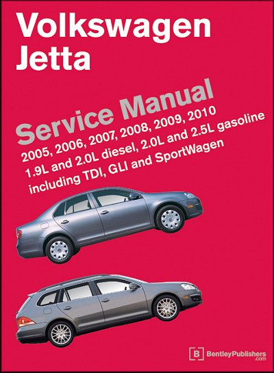 volkswagen jetta service manual 2005 2010 a5 tdi gli rh themotorbookstore com bentley manual vw t3 bentley manual vw t3