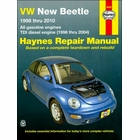 VW New Beetle Haynes Repair Manual 1998-2010
