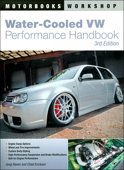 Water-Cooled VW Performance Handbook