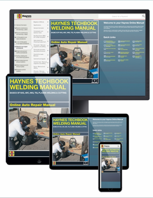 Welding Manual (ONLINE)