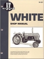 White Tractor Repair Manual 2-70, 2-85, 2-105, 2-150, 2-135, 2-155, 2-30, 2-35, 2-45, 2-62, 2-55, 2-65, 2-75