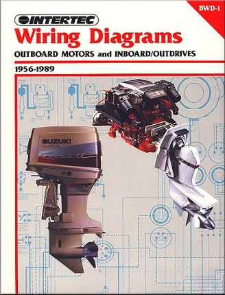 Outboard Motors  Inboards  Outdrives     Wiring       Diagram    Manual 19561989