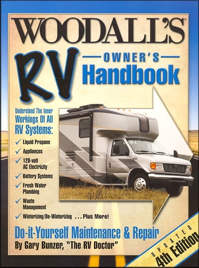 Woodall's RV Owner's Handbook 4th Edition