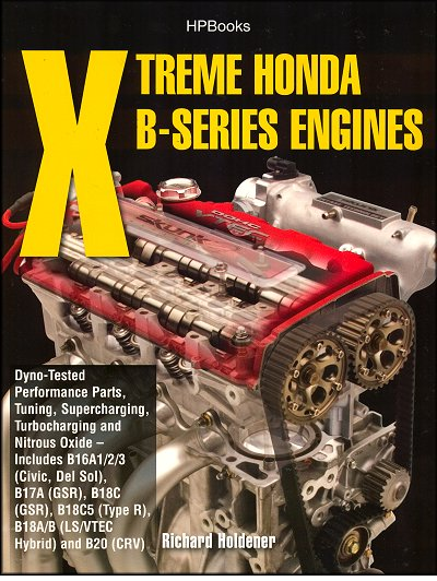 Xtreme Honda B Series Engines