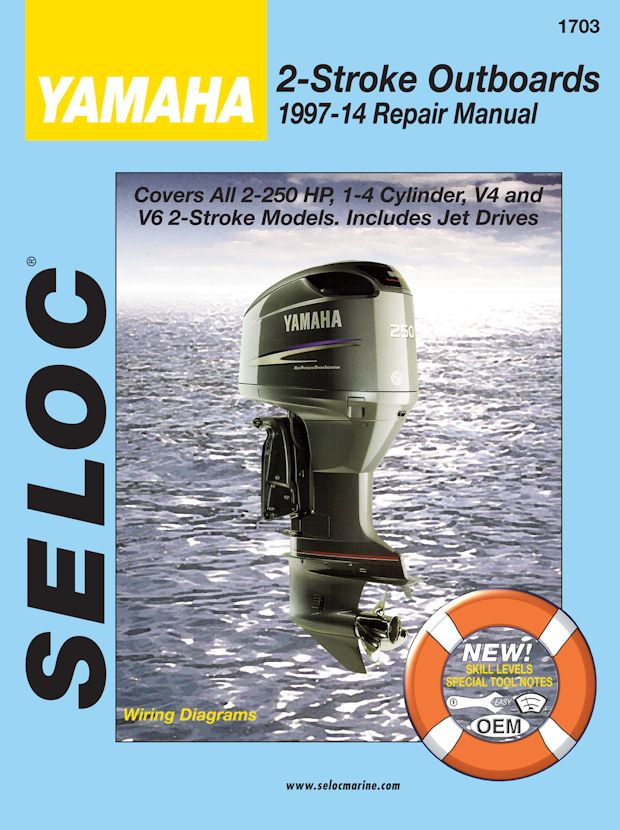 Yamaha Outboard Repair Manual 2