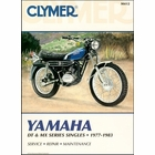 Yamaha DT100, DT125, DT175, DT250, DT400, MX100, MX175 Repair Manual 1977-1983