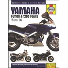 Yamaha FJ1100, FJ1200 Repair Service Manual 1984-1996