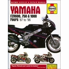 Yamaha FZR600, FZR750, FZR1000 Repair Manual 1987-1996