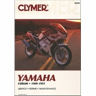Yamaha FZR600 Repair Manual 1989-1993